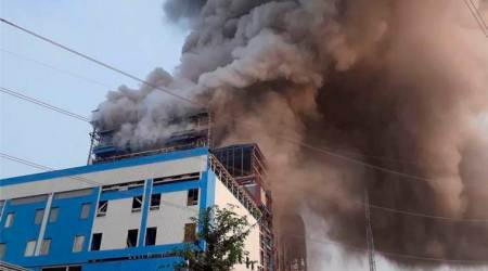 NTPC blast: Five critical patients airlifted from Lucknow to Delhi