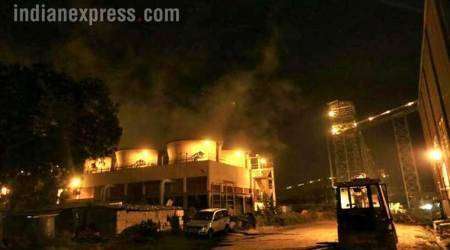 NTPC explosion claims 34th victim, 10 still admitted in ICU at SafdarjungHospital