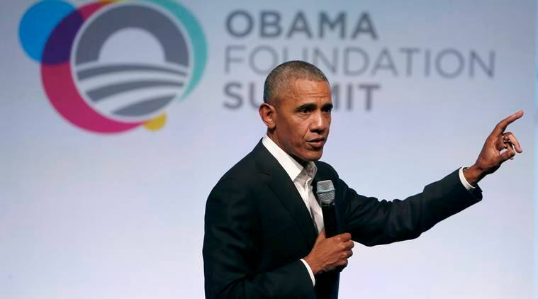Barack Obama to address town hall in Delhi tomorrow