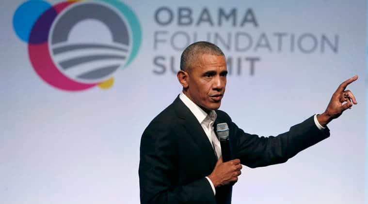Barack Obama to address town hall today