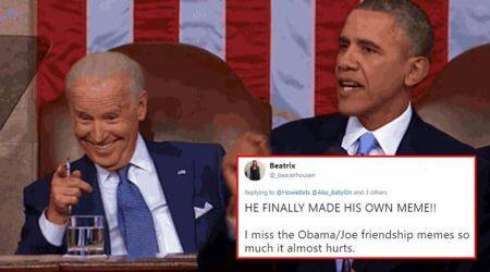 Bringing the bro-code back? Barack Obama posts hilarious meme for Joe Biden's birthday