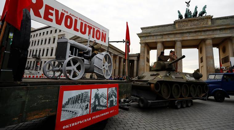 Russian revolution, indian national movement, october revolution, 100th anniversary october revolution, india and october revolution, world news, india news