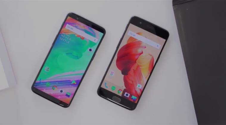 OnePlus 5T hands on video leaked