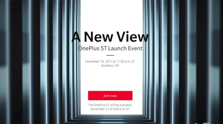 OnePlus 5t price in India and specifications features