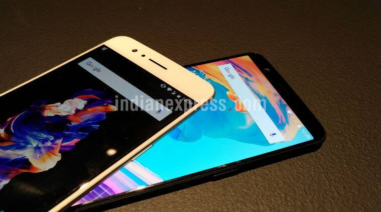 OnePlus 5 and OnePlus 5T price in India