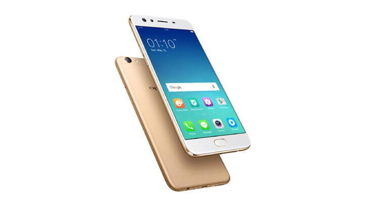 Oppo F3 Plus with 6GB RAM launched