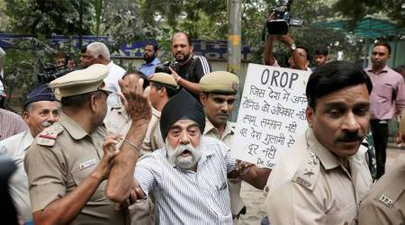 Veterans target government over OROP