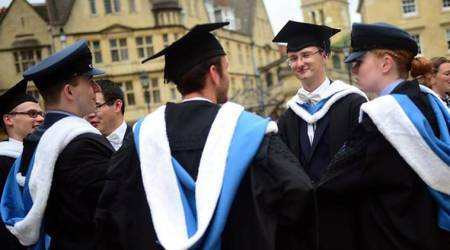 Oxford, Oxford elitist gown, Oxford, debates, Oxford sudents, education news, Indian express news