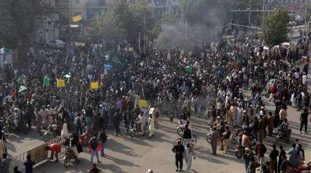Pakistan Supreme Court raps ISI for shoddy report on Faizabad protests