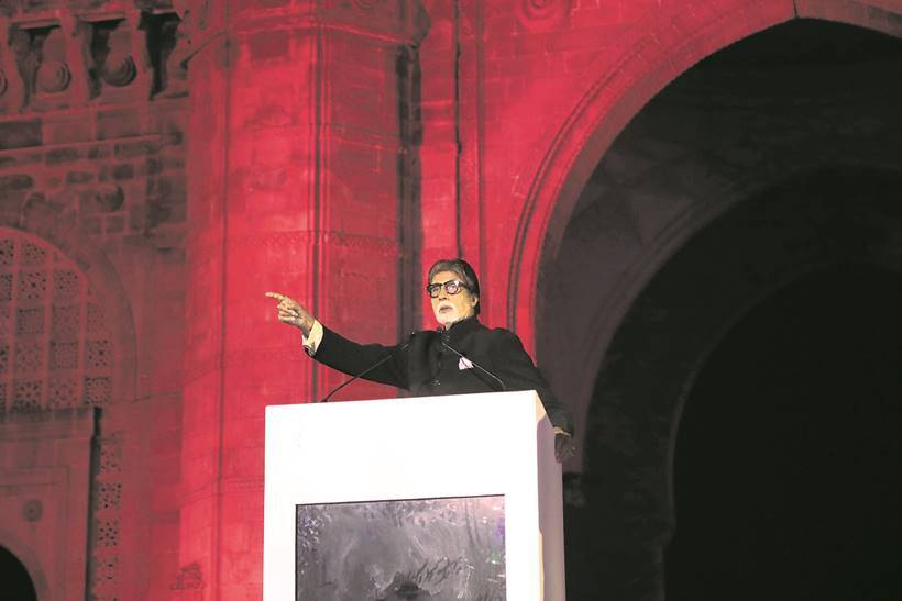 26/11, 26/11 ATTACKS, Mumbai terror attacks, 26/11 stories of strength, Indian express stories of strength, 26/11 event by indian express, Amitabh Bachchan 26/11, mUMBAI 26/11 Attacks stories, Stories on 26/11, Indian Express