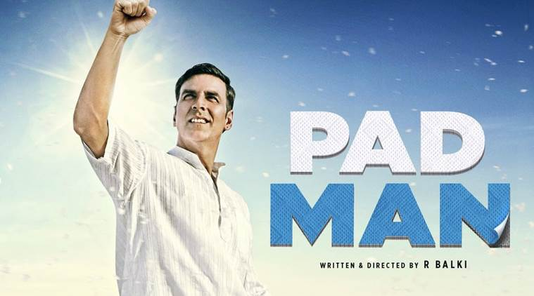 Akshay Kumar unveils the new poster of Padman!