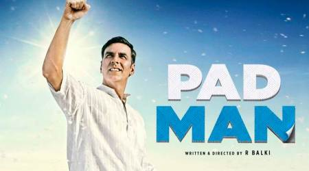 PadMan second poster: Akshay Kumar turns a 'super hero' we all have been waiting for, see photo