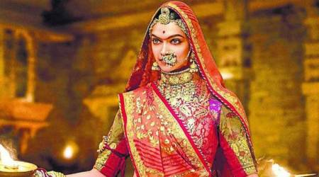 Who's hiding behind Padmavati?
