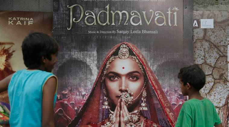 Delhi HC rejects plea against release of Padmavati