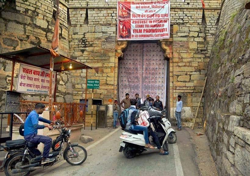 sanjay leela bhansali deepika padukone padmavati has been mired by protests