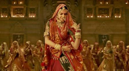padmavati release in UK december 1