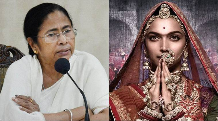Padmavati row: BJP neta threatens CM Mamata Banerjee with nose-chop