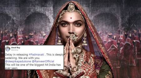 Padmavati controversy: Twitterati peeved over delay in release date