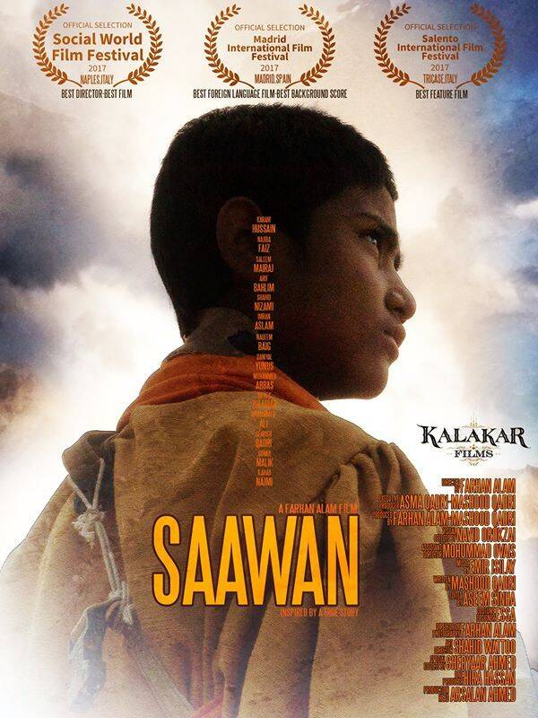 Pakistani filmmaker Farhan Alam saawan