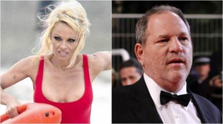Pamela Anderson said that Harvey Weinstein once told her that she would never get work in Hollywood