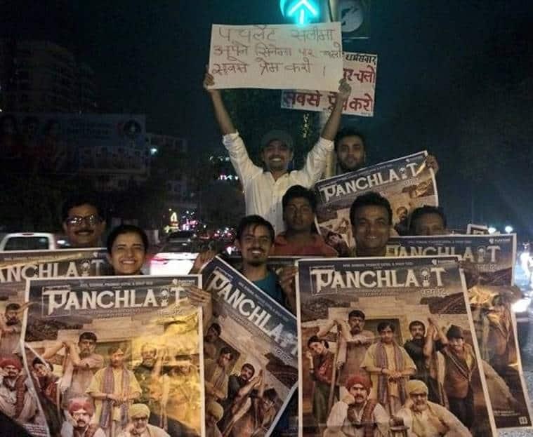 Amitosh Nagpal's latest film Panchlait is based on Phanishwar Nath Renu's famous short story 'Panchlight'.