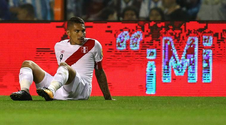 FIFA 2018 World Cup, Paolo Guerrero, Peru, New Zealand