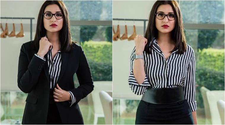 Parineeti Chopra nails the corporate look in 'Sandeep Aur Pinky Faraar'