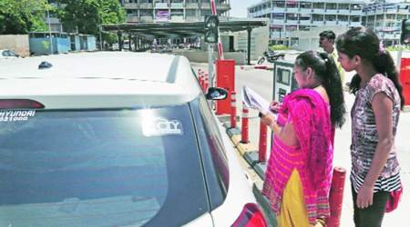 Women parking attendants feel unsafe, 217 have already quit