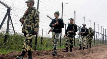 BSF head constable killed in Pakistanfiring
