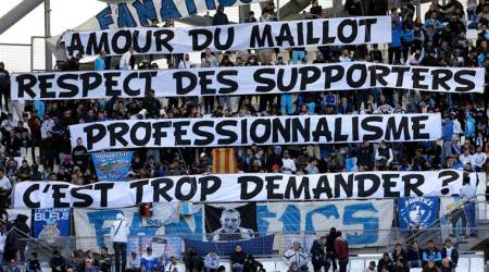Marseille, Patrice Evra, Patrice Evranews, sports news, football, Indian Express