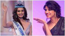 'We have a SUCCESSOR!': Priyanka Chopra cheers for Miss World 2017 Manushi Chhillar