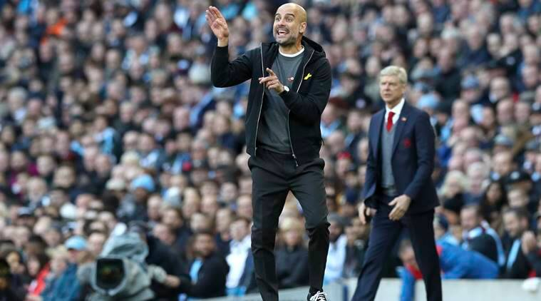 Pep Guardiola, Pep Guardiola Manchester City, Premier League, sports news, football, Indian Express