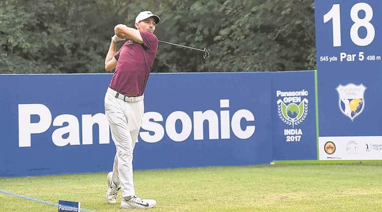 golf, india golf, panasonic open, shiv kapur,