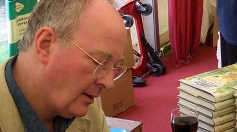 Philip Pullman, Philip Pullman books, author Philip Pullman, British Council Library, Philip Pullman Northern Lights