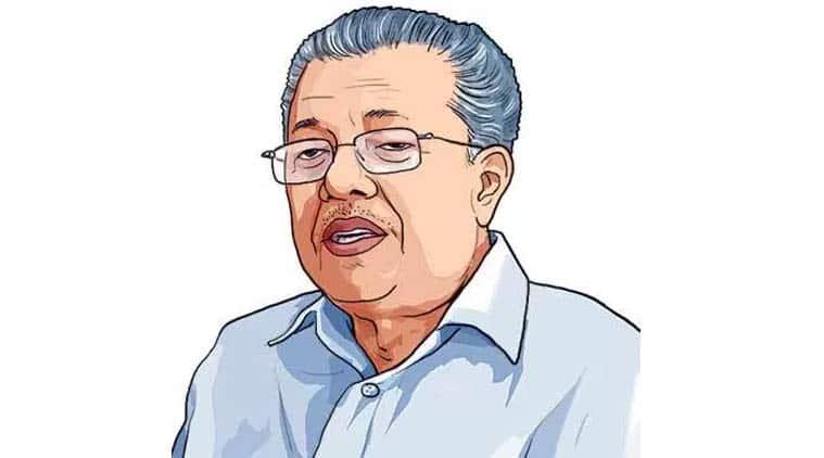 Kerala, Pinarayi Vijayan, Thomas Chandy, Thomas Chandy resignation