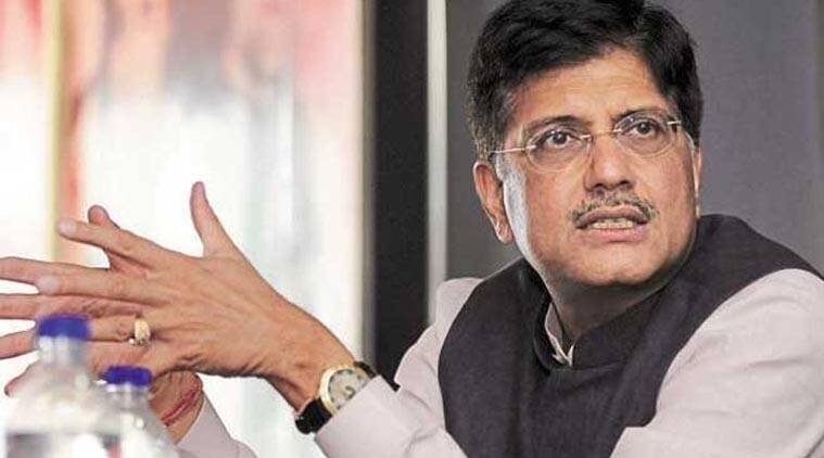 piyush goyal, indian railways, freight train, 2030 railway goals, irctc, goods train, indian express