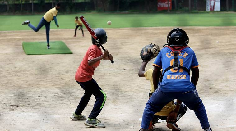 Chasing a Home Run: India takes its first steps towards baseball | Sports  News,The Indian Express