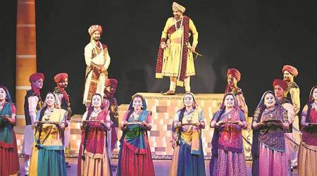 Pune: Theatre festival kicks off with tribute to culture, message against war