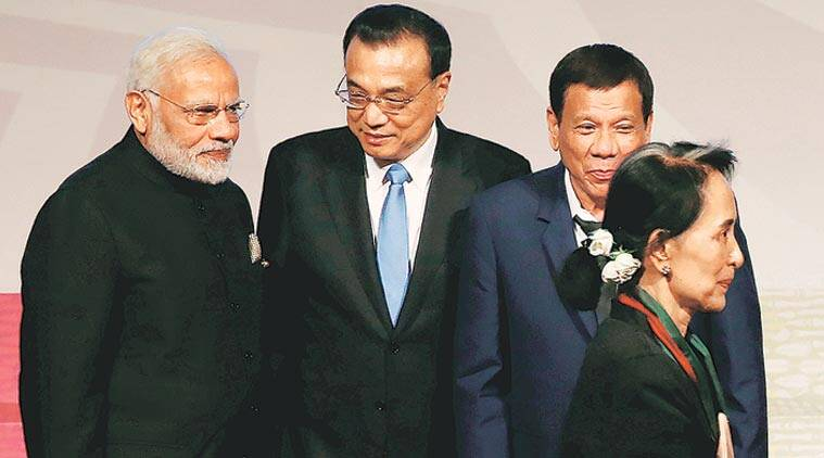 Pre-COC, ASEAN leaders aim to enhance trust on China issue