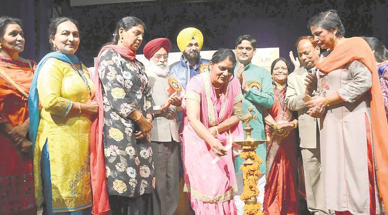 Poetess conference, Navjot Singh Sidhu, Punjab Kala Parishad, Punjab Kala Parishad grant, punjab government, indian express news
