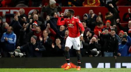 Manchester United beat Newcastle United 4-1 as Paul Pogba shines on return