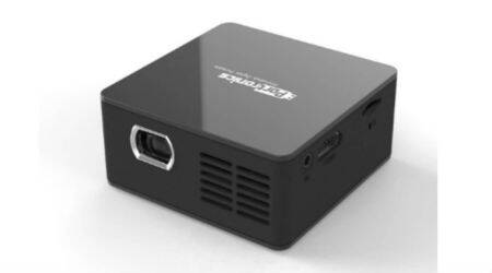 Portronics Progenie pico projector review: A bit expensive, but good image quality