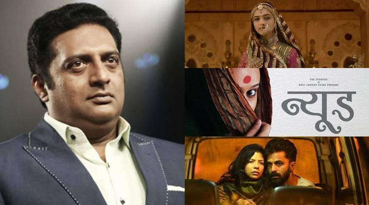 Nude, S Durga and Padmavati are embroiled in controversies.