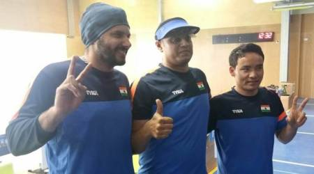 Commonwealth Shooting Championships: Prakash Nanjappa wins gold, Amanpreet Singh, Jitu Rai settle forsilver