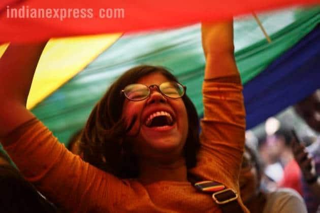 Pride, Queer parade, Queer Pride march, Pride parade, LGBT community, LGBTQ parade, Delhi pride, Delhi pride parade, delhi pride photos, indian express