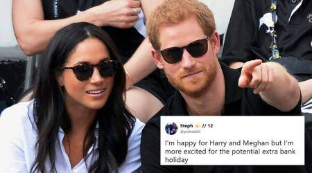 'Does it mean a day off': Tweeple erupt with joy to Prince Harry-Meghan Markle's engagement announcement
