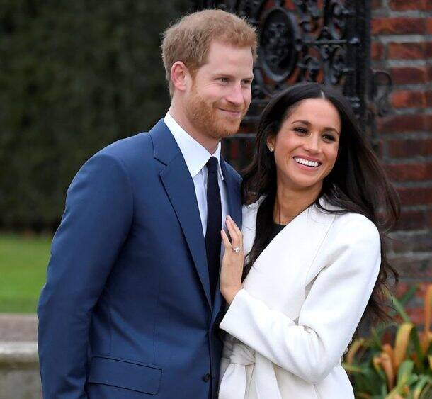 PHOTOS: Prince Harry Set To Tie Knot With Meghan Markle; 8