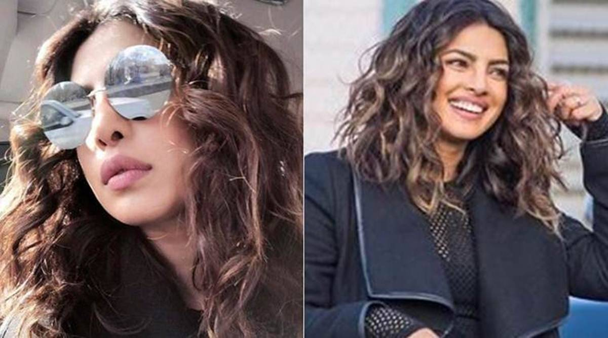 Quantico 3 Priyanka Chopra Sports New Hairstyle And We Re Totally Loving It Entertainment News The Indian Express