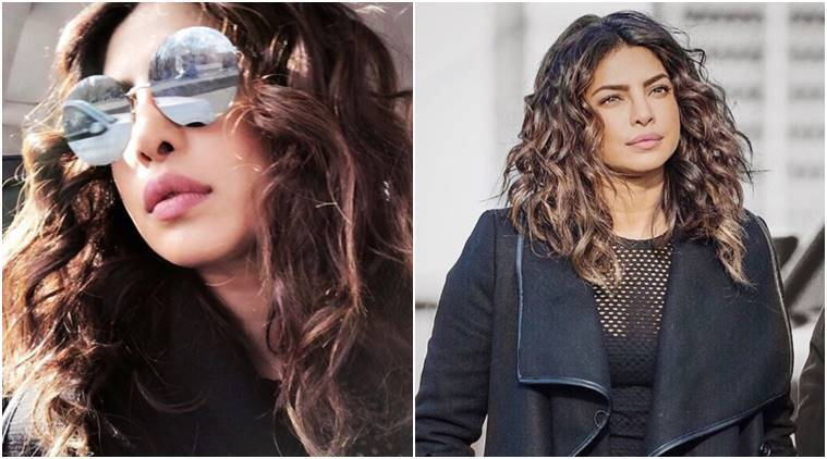 Priyanka Chopra reveals her new look for 'Quantico' season three
