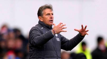 Jamie Vardy backs manager Claude Puel's impact at Leicester City after positivestart
